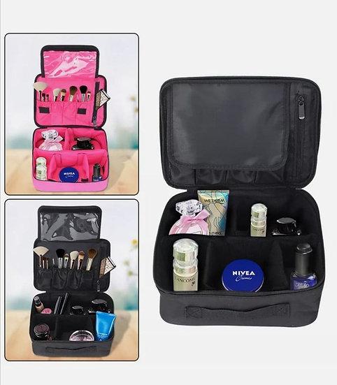 Vanity Case - Black or Pink