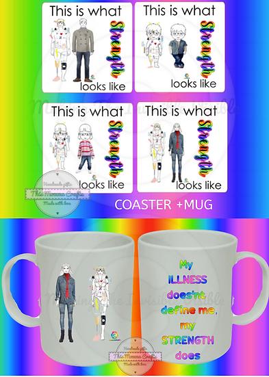 Mug & Coaster Bundle