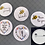 Thumbnail: Badges in Different Designs