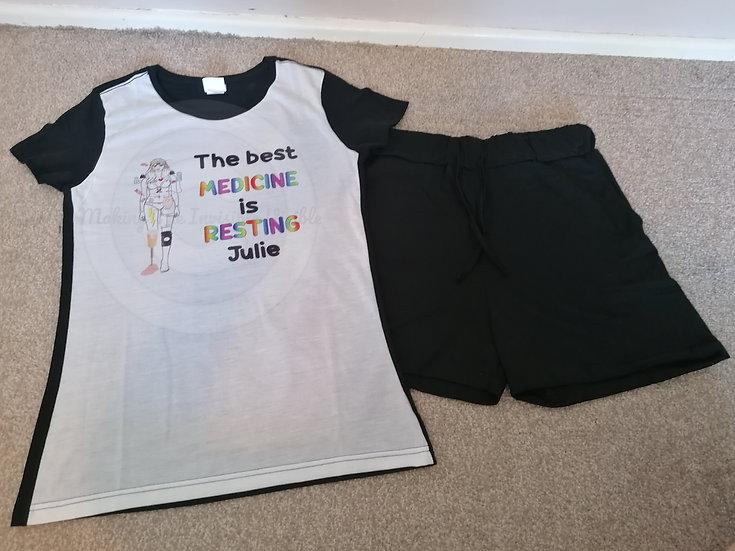 Ladies Short PJs
