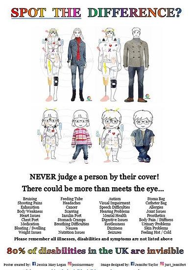 Awareness Poster - UK Version