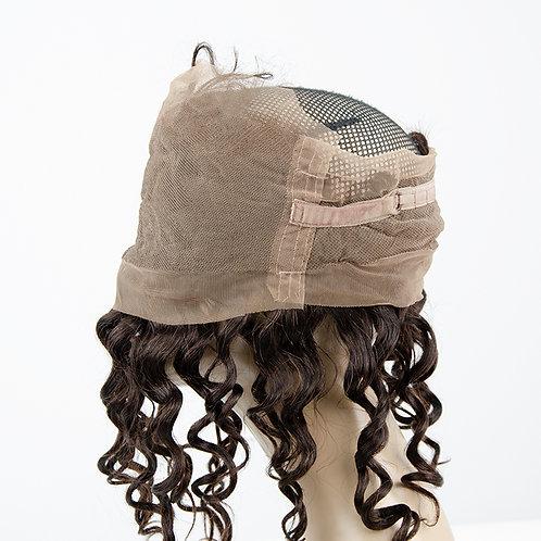 Mona Hair 360 Lace Closure Deep Wave