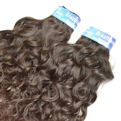 Brazilian Spanish Curl Hair 10 to 16 Inches