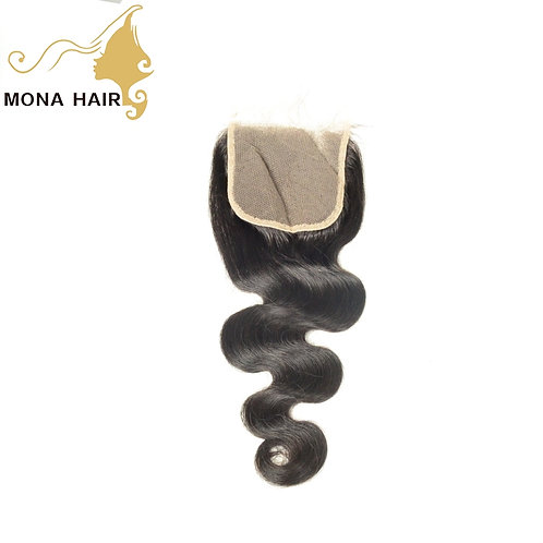 Mona Hair 4x4 Lace Closure Body Wave