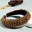 Thumbnail: Rhinestone Padded Wide Hoops Sparkle Party Hairband M370  (5pieces)