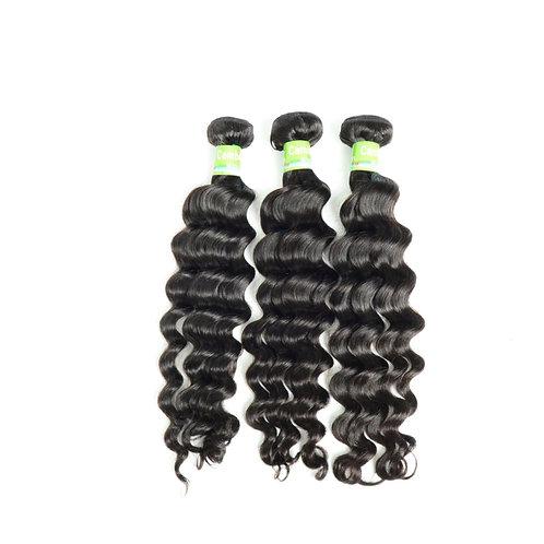 Mona Hair Cambodian Natural Wave Human Hair Weave