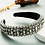 Thumbnail: Rhinestone Padded  Wide Hoops Sparkle Party Hairband M142  (5pieces)