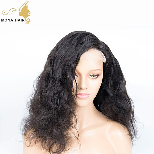 Mona Hair Transparent 5x5 Closure Wigs Body Wave