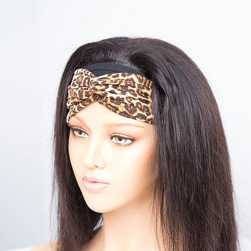 200g Malaysian Hair Headband Wigs