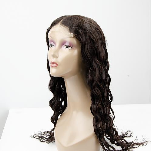 Water Wave Transparent 5x5 Closure Wigs