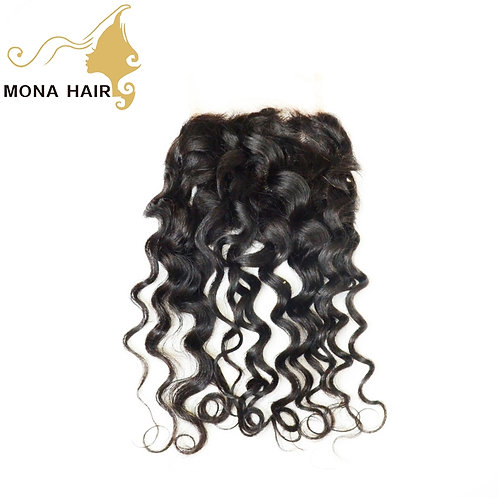 Mona Hair 4x4 Lace Closure Water Wave