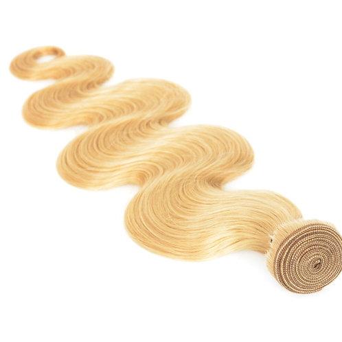 Mona Hair Color 27 Brown Human Hair Bundles Body Wave