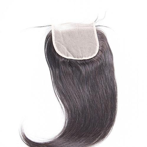 Mona Hair 5x5 Transparent Lace Closure Straight