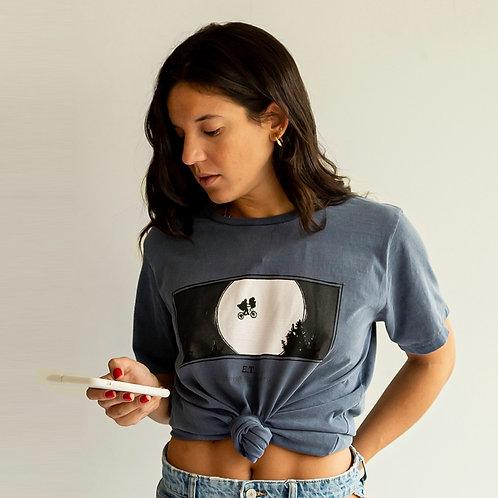 """Camiseta """"E.T."""""""