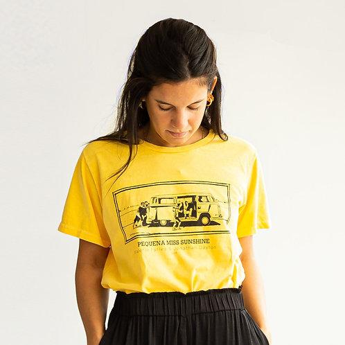 """Camiseta """"PEQUENA MISS SUNSHINE"""""""