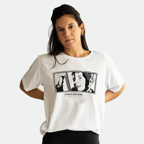 "Camiseta ""CINEMA PARADISO"""