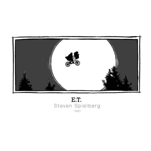 E.T. - Steven Spielberg