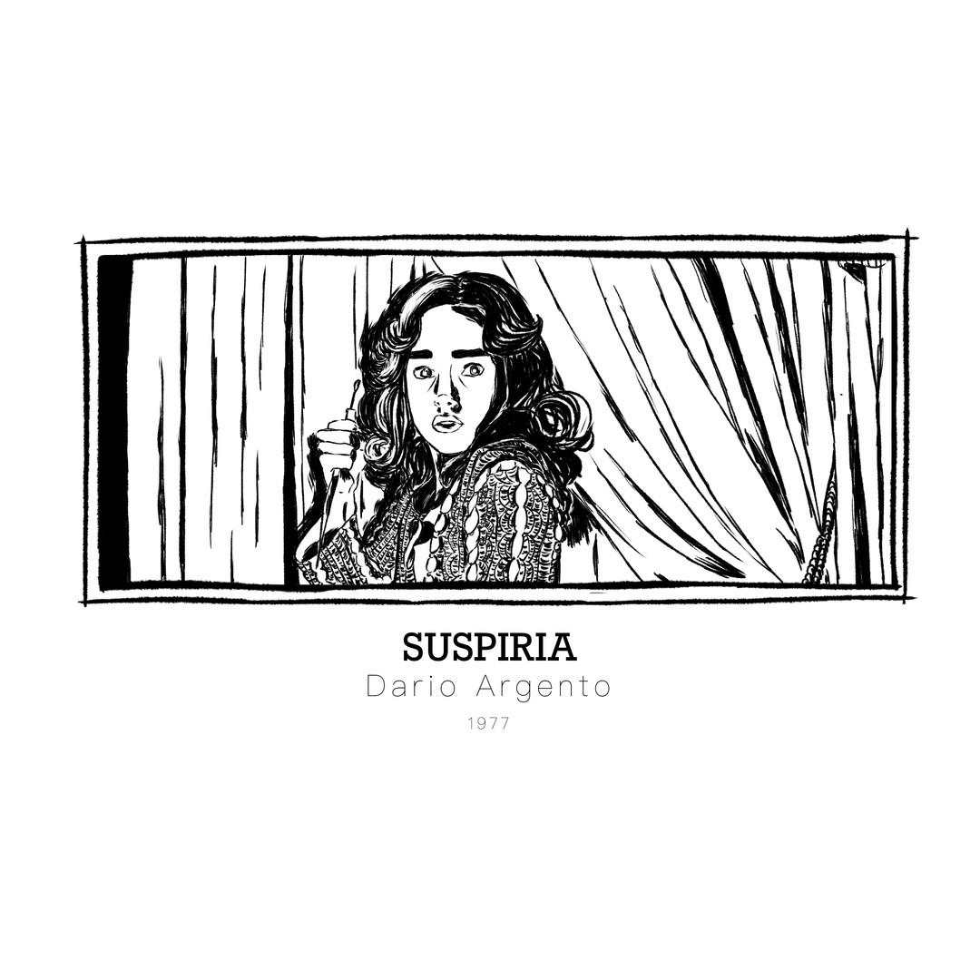 Suspiria - Dario Argento