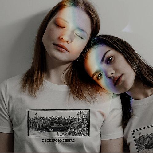 """Camiseta """"O PODEROSO CHEFÃO"""""""