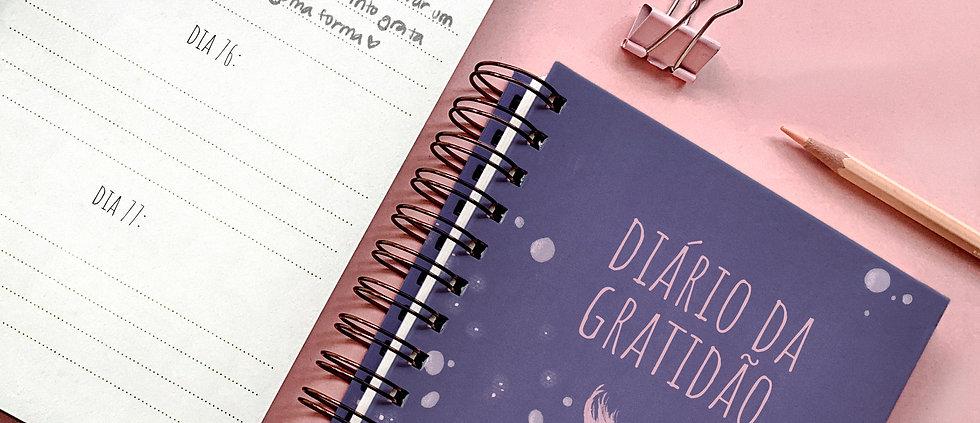 Diário da Gratidão | Versão Impressa