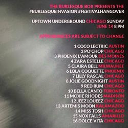 UPtown underground