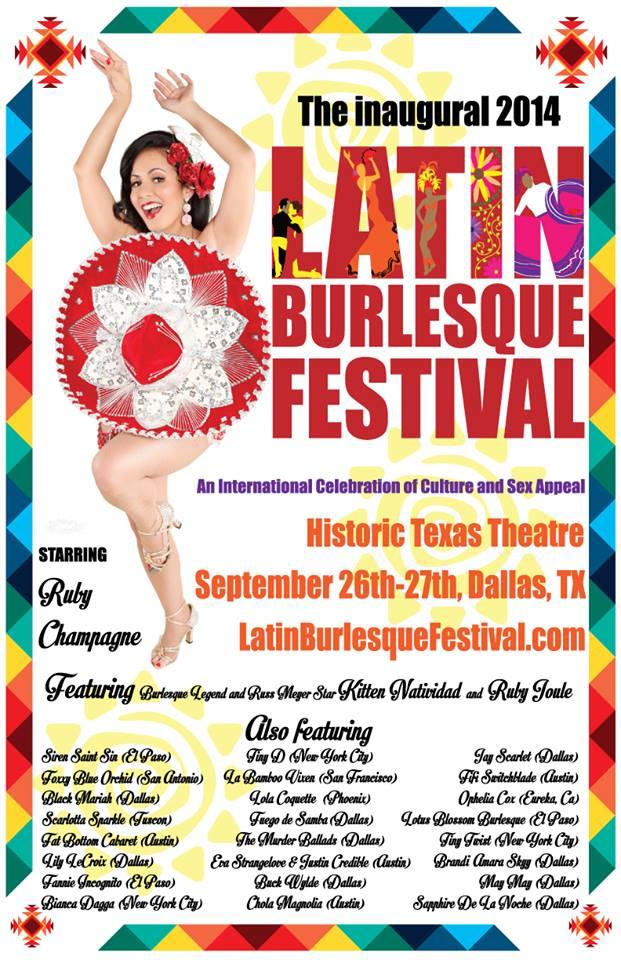 Latin BurlyFest