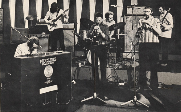 Nucleus 1970 (photo courtesy Mo Foster)