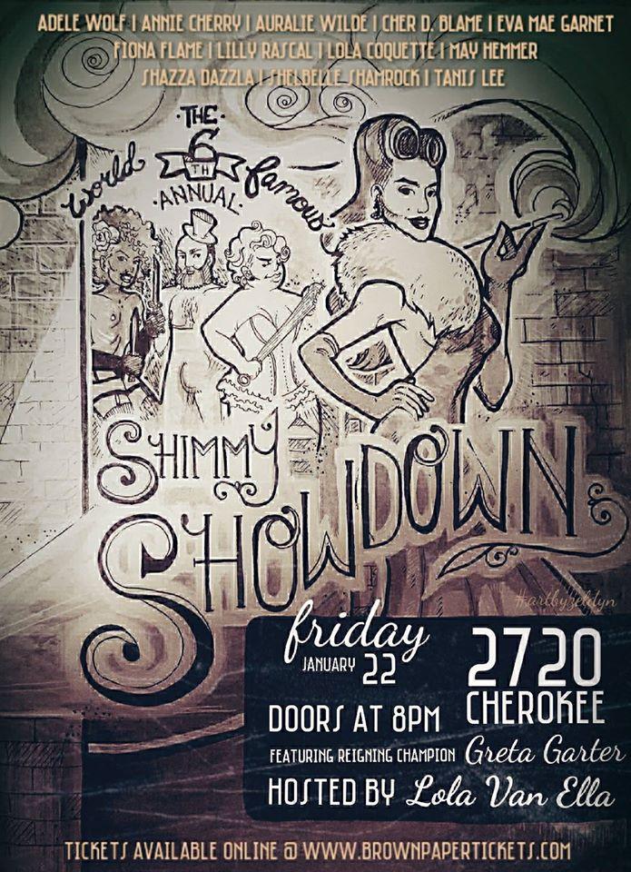 Shimmy ShowDown