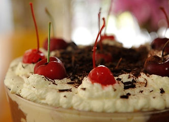 My Home Chef - Black Forest Trifle