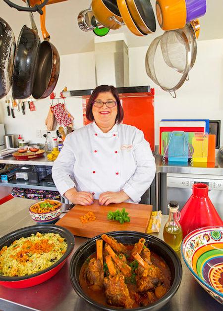 Rita Yosef, Director and head Chef