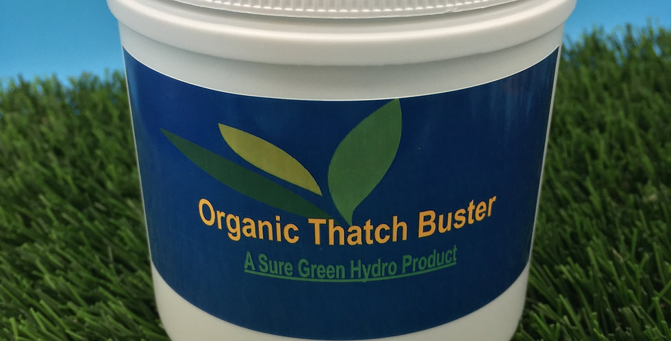 Organic Thatch Buster/5000sf