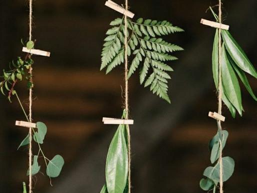 10 façons d'utiliser la pince à linge en bois dans votre décoration de mariage