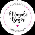 Logo Magali Boyer photographe