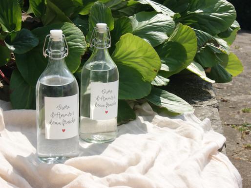 DIY : étiquettes pour bouteilles (PDF à télécharger gratuitement)