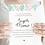 Thumbnail: Duo cartes papy et mamie - Collection printemps - Fichier numérique