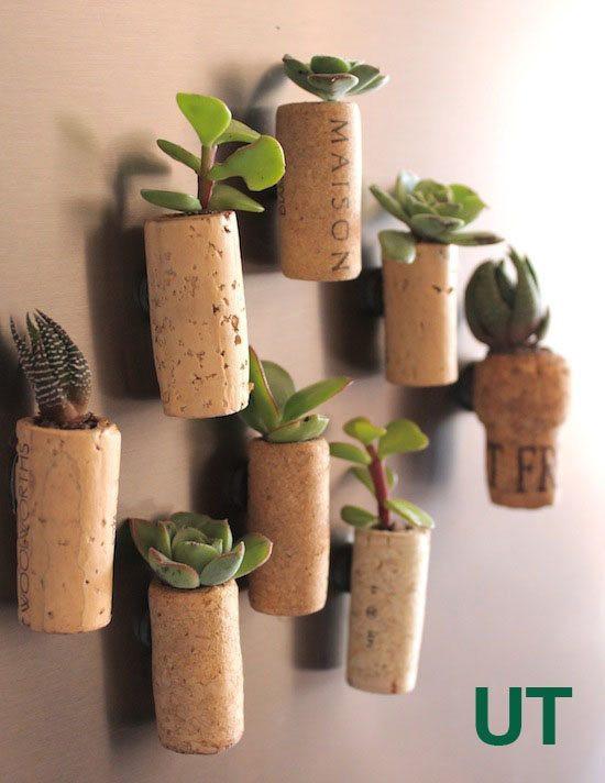 DIY cadeau invités mariage avec des mini plantes