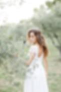 la mariée et les oliviers, mariage provençal