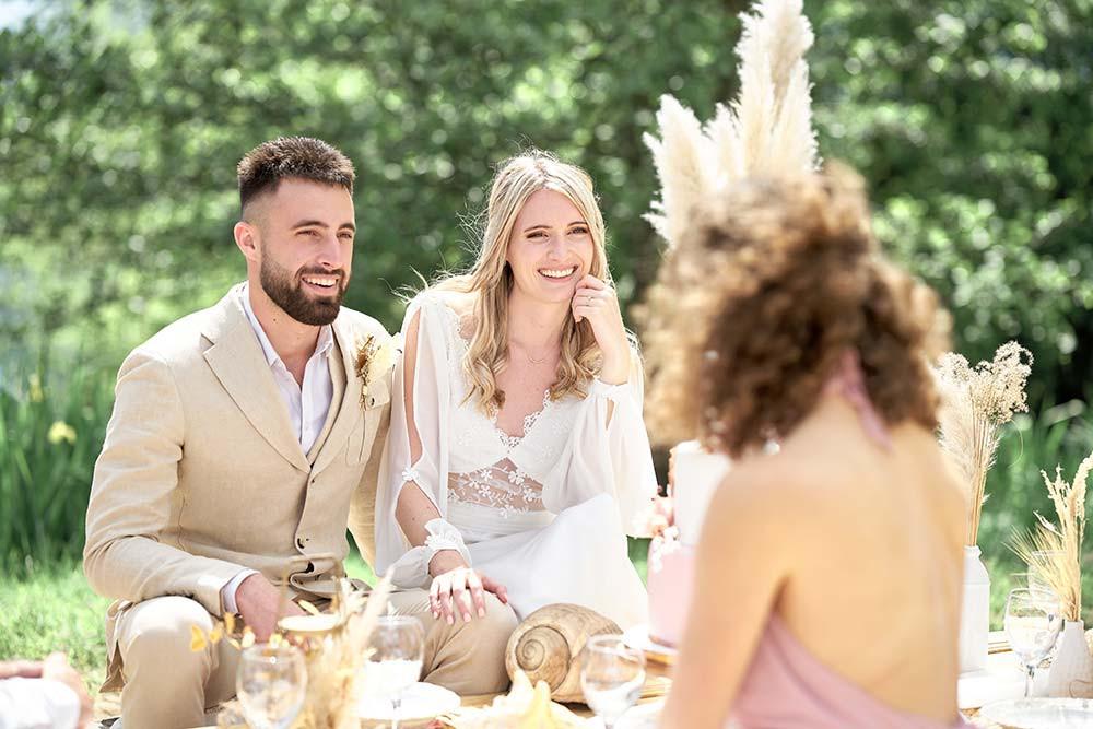 Se marier en petit comité à la plage