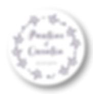 My own printable design, macaron des mariés à imprimer, collection monochrome violet