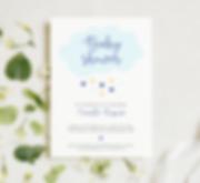 invitation baby shower nuage bleu.png