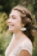 la mariée. Photo : Lisebery