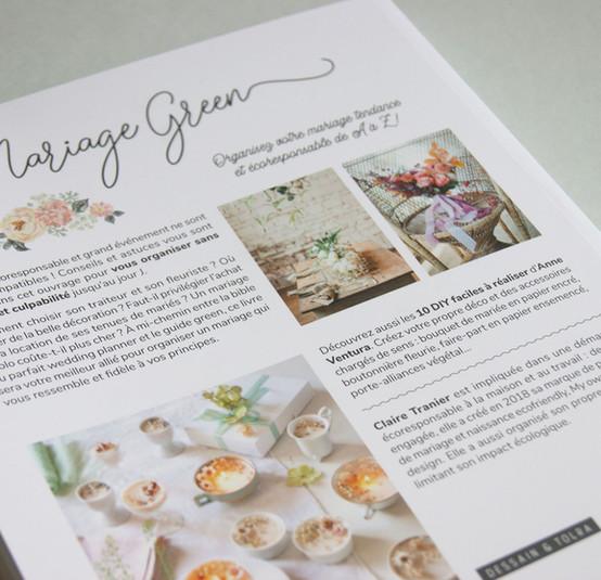 Mariage green - Organisez votre fête écoresponsable
