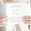 Thumbnail: Duo cartes papy et mamie - Collection petit ours - Fichier numérique