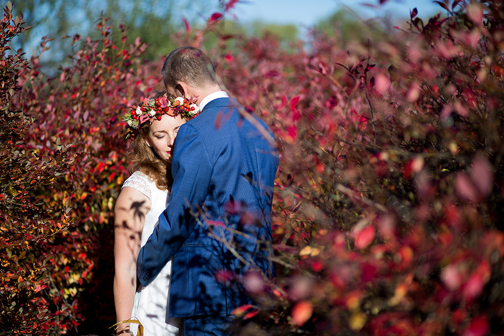 shooting mariage d'automne Emilie & Ludovic