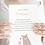 Thumbnail: Carte parrain - Collection petit ours - Fichier numérique