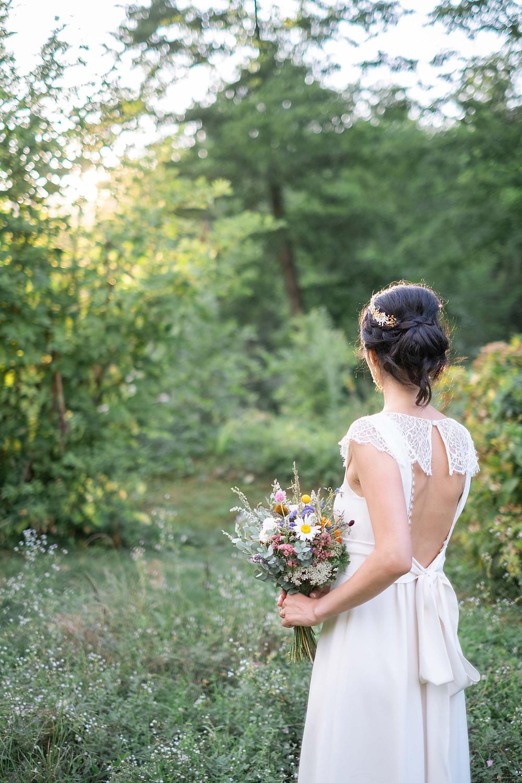 Idées mariage zéro déchet. Crédit photo : Lena G