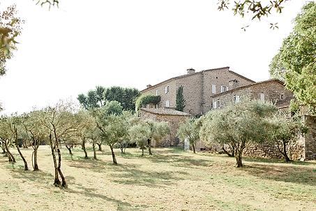 Le domaine du rey, lieu de réception en Provence