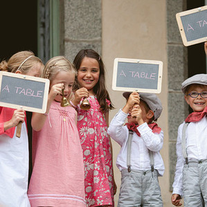 15 idées pour occuper et divertir les enfants à votre mariage