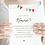 Thumbnail: Carte témoin (femme) - Collection guinguette - Fichier numérique
