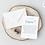Thumbnail: Carte témoin (homme) - Collection délicatesse - Fichier numérique